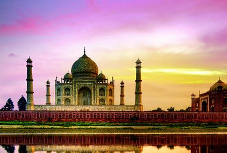 印度著名风景图片